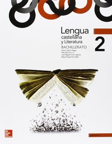 9788448183608: LA LENGUA CASTELLANA Y LITERATURA 2 BACH. - 9788448183608