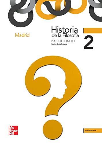 9788448183615: Historia de la filosofía, 2 Bachillerato (Madrid)