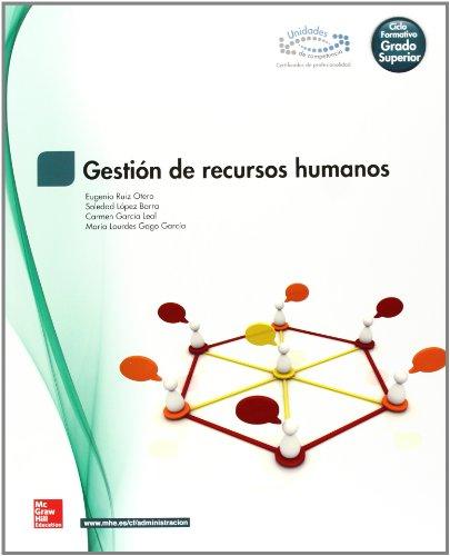 9788448184025: Gestion de recursos humanos Grado superior