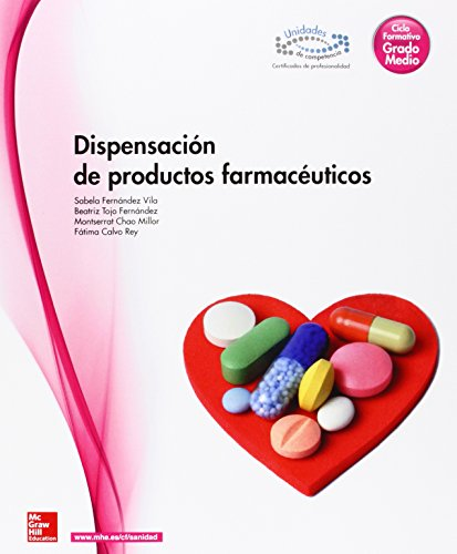 9788448184513: DISPENSACION DE PRODUCTOS FARMACEUTICOS GM