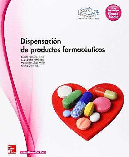 9788448184513: Dispensación de productos farmacéuticos, grado medio