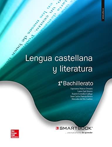 9788448191160: LENGUA CASTELLANA LITER 1 BACH+