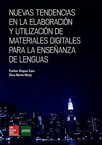 Nuevas tendencias en la elaboración y utilización: Esteban Vázquez Cano