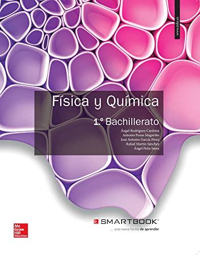 9788448191542: FISICA Y QUIMICA 1 BACHILLERATO - 9788448191542