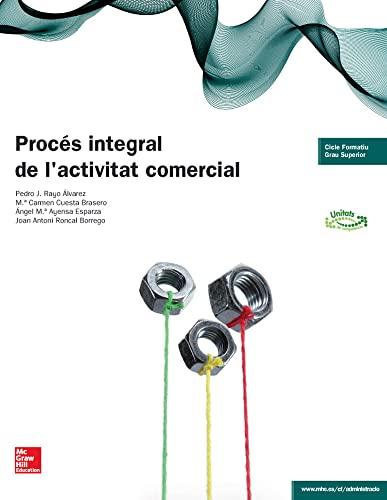 Procés integral de l'activitat comercial, grau superior: Rayo Álvarez, Pedro