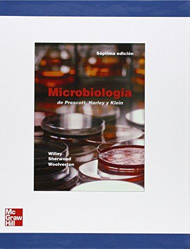9788448197773: PRESCOTT - MICROBIOLOGIA. 7 EDC. + CONNECT
