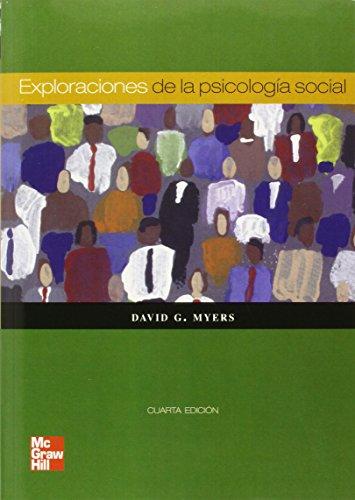EXPLORANDO LA PSICOLOGIA SOCIAL + CONNECT: Myers, David