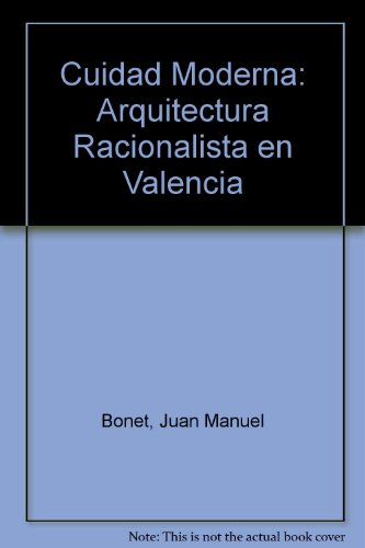9788448216665: Modern City Rationalist Architecture 1 (English and Spanish Edition)
