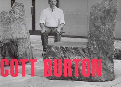 9788448237530: Scott Burton (English and Spanish Edition)