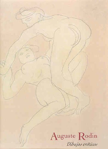 9788448239688: Auguste Rodin: Dibujos Eroticos - Erotic Drawings