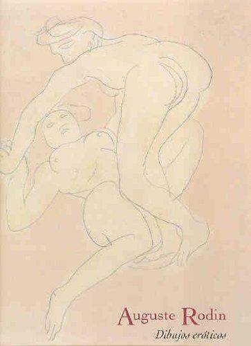 9788448239688: Auguste Rodin: Dibujos Eroticos - Erotic Drawings