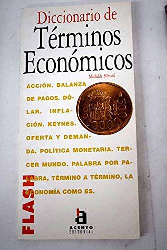 9788448300340: Diccionario de Terminos Economicos (Spanish Edition)