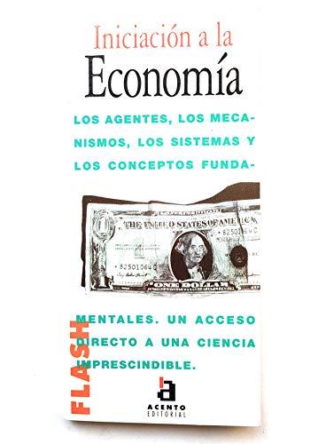 9788448300357: Iniciacion a la economia