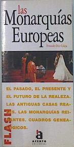 9788448300937: Las monarquias europeas