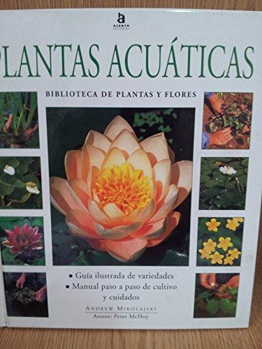 9788448303570: Plantas acuaticas