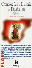 9788448304522: Flash-Acento Editorial: Cronologia De LA Historia De Espana III (Spanish Edition)