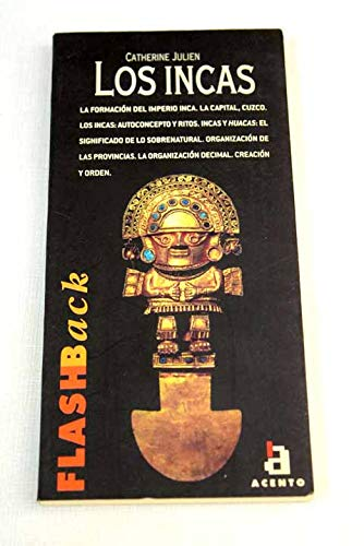 9788448307141: Flash Back: Los Incas (Spanish Edition)