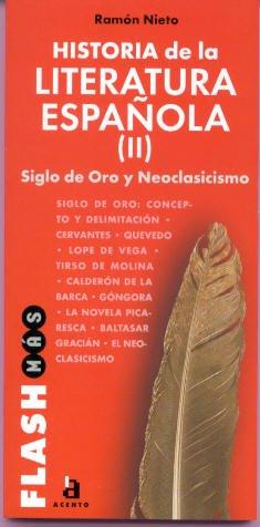 Historia De La Literatura Espanola: RAMON NIETO