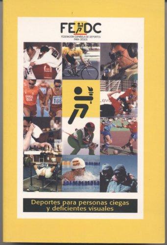 9788448402440: Deporte para personas ciegas y deficientes visuales