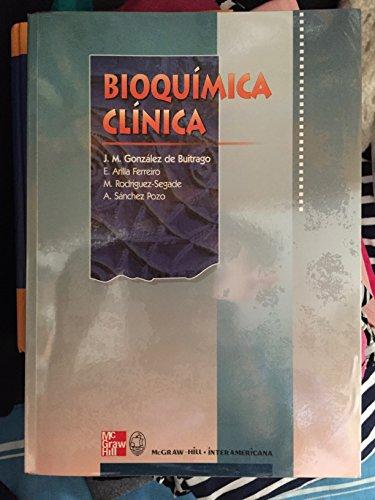 9788448601997: Bioquimica clinica