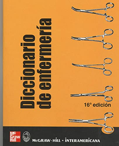9788448603038: DICCIONARIO DE ENFERMERIA