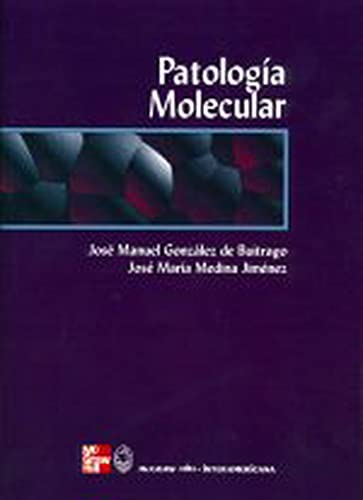 9788448603366: Patologia molecular