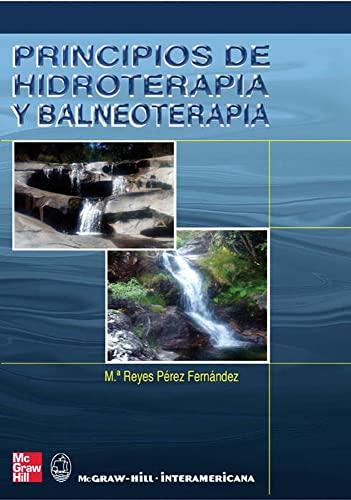 9788448603489: Principios de hidroterapia y balneoterapia