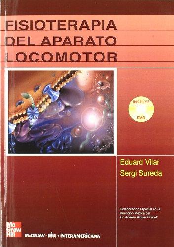 9788448605384: Fisioterapia del aparato locomotor+ DVD