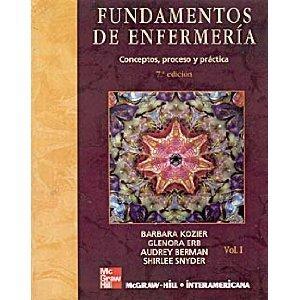 9788448606503: Fundamentos De Enfermería: Conceptos, Proceso Y Práctica (Vol. I solamente)