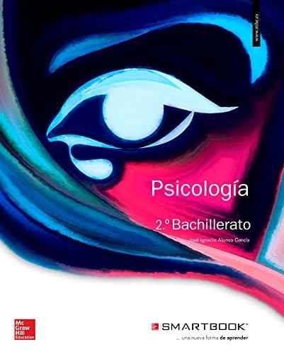 psicologia 2º.bachillerato +smartbook: José Ignacio Alonso