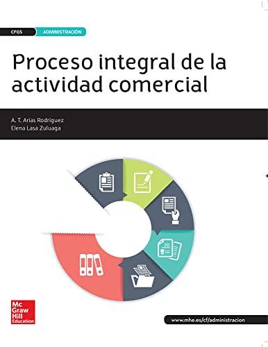 9788448609689: BL PROCESO INTEGRAL DE LA ACTIVIDAD ECONOMICA GS. LIBRO DIGITAL.