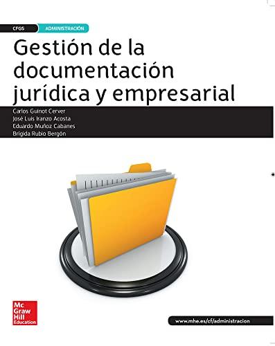 9788448609702: BL GESTION DE LA DOCUMENTACION JURIDICA Y EMPRESARIAL GS. LIBRO DIGITAL.