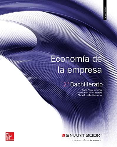9788448610593: BL ECONOMIA DE L'EMPRESA 2 BATXILLERAT. LLIBRE DIGITAL. VALENCIA