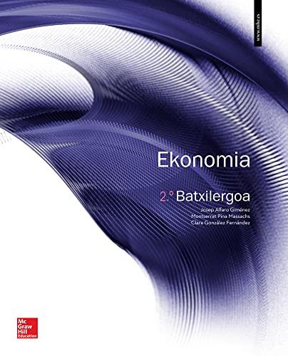 9788448610609: BL EMPRESAREN EKONOMIA 2 BATXILERGOA. LIBRO DIGITAL. EUSKERA.