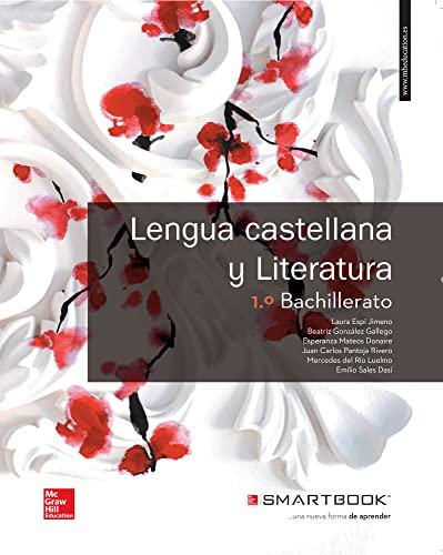 9788448611453: Lengua Castellana y Literatura, 1 Bachillerato