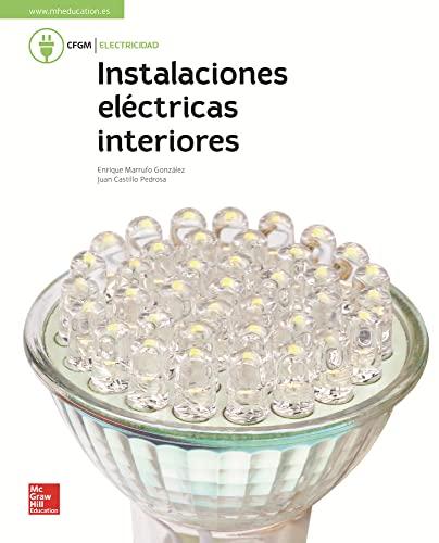 9788448611712: LA - INSTALACIONES ELECTRICAS DE INTERIORES. GM. LIBRO ALUMNO.