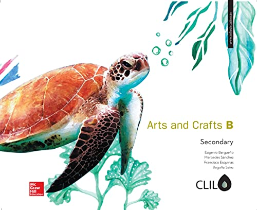 Arts and crafts B secondary (Paperback): Eugenio . .