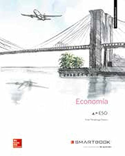 Economía 4 ESO (Paperback): Anxo Penalonga Sweers