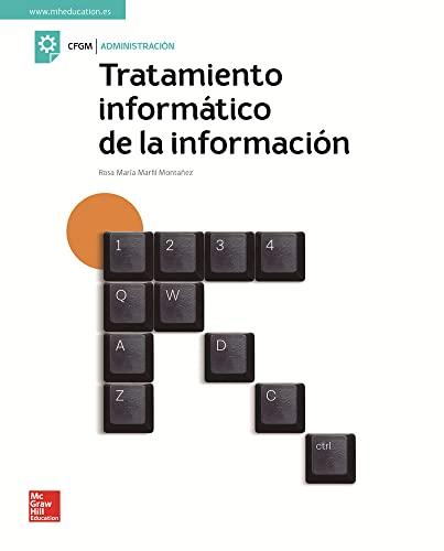 9788448614249: LA - Tratamiento informatico de la informacion GM. Libro alumno.
