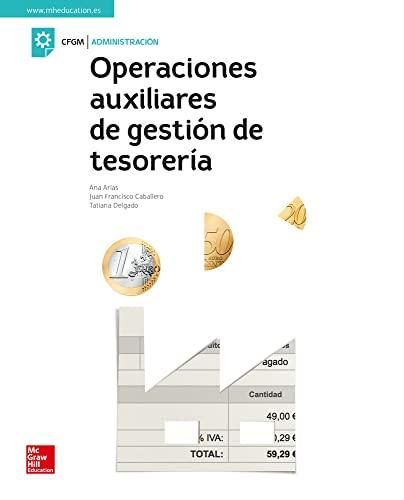 9788448616175: Operaciones auxiliares de gestion de tesoreria. Libro alumno