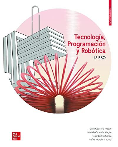 9788448616267: Tecnologia, programacion y robotica 1 ESO. Libro del alumno