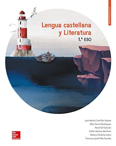 9788448616731: Lengua castellana y Literatura 1 ESO