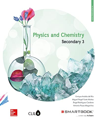 9788448616854: Physics and Chemistry 3 ESO. Students Book: Secondary education