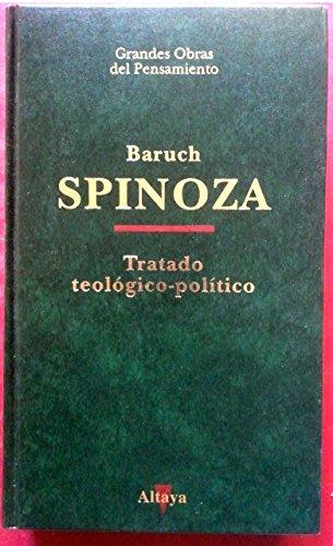 9788448701512: Tratado teologico politico