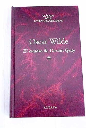 9788448703363: El cuadro de Dorian Gray