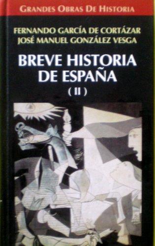9788448706395: Breve historia de España, t.2
