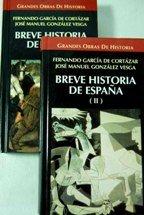 Breve historia de España (II).: García de Cortázar,