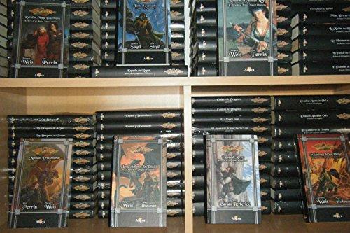 DRAGONLANCE COLECCION (60 vols.) (coleccion completa): WEIS, MARGARET - TRACY HICKMAN