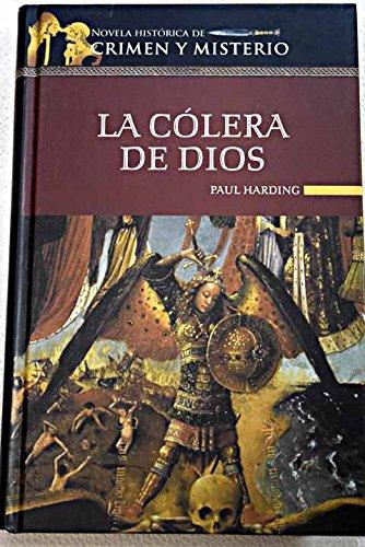 9788448722647: La cólera de Dios: un terrible misterio protagonizado por Fray Athelstan