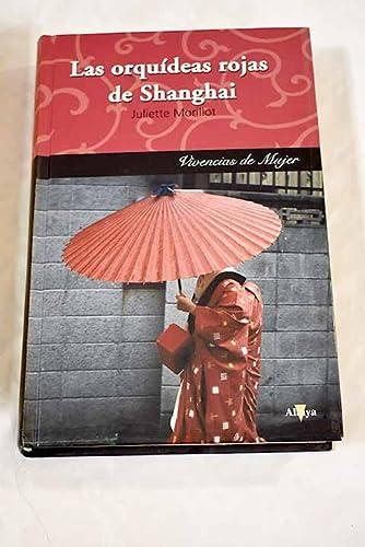 9788448723750: Las Orquídeas Rojas De Shanghai